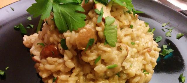 La specialità italiana più ordinata a domicilio a Palermo? Zuppa di cozze ma... a sorpresa anche il risotto ai funghi!