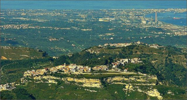 Panorama di Rometta