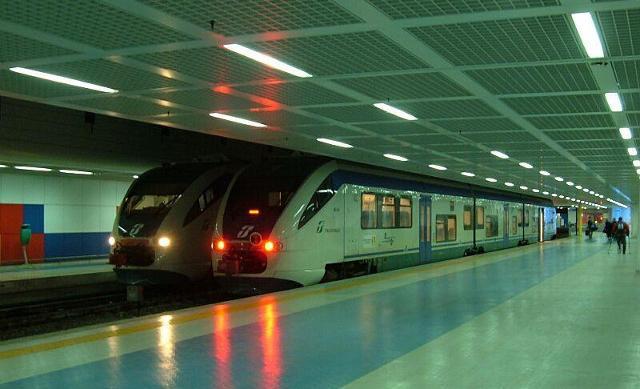 Trenitalia riattiva il treno Palermo-aeroporto ''Falcone-Borsellino''