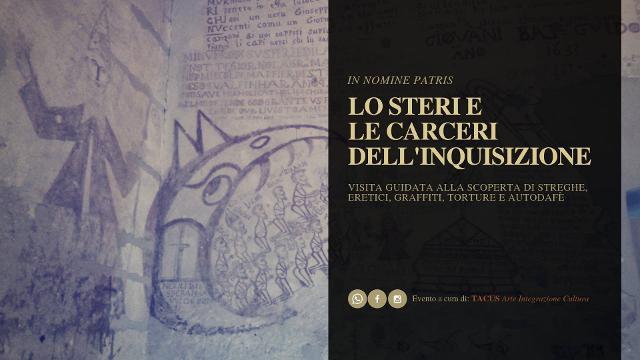 Lo Steri e le Carceri dell'Inquisizione. In Nomine Patris.
