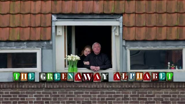 """The Greenaway Alphabet"""