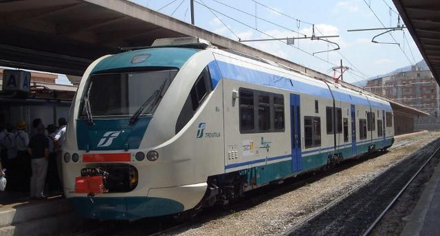 Treno Minuetto Trenitalia