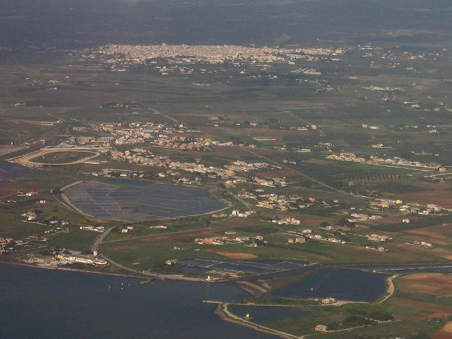 Veduta della costa di Paceco - ph Michiel1972