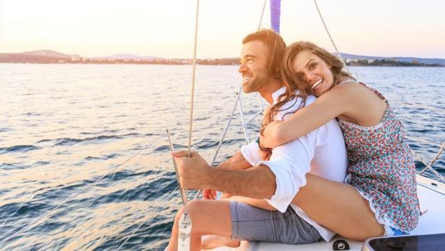 Le neo coppie sportive, nei loro viaggi di nozze, vogliono praticare la propria disciplina o scoprirne di nuove...