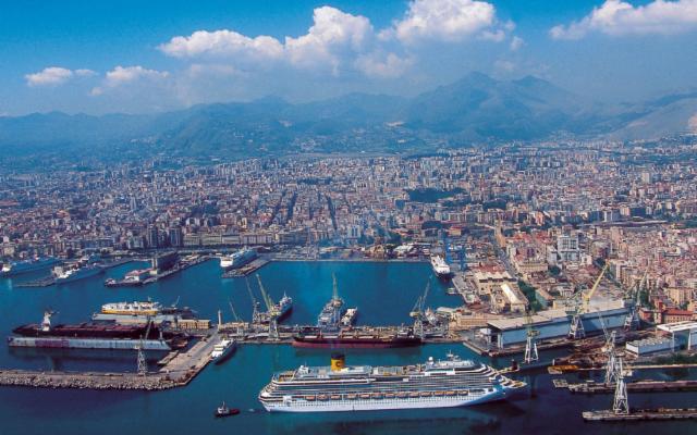 Grimaldi, commesse per due navi ecologiche ai cantieri di Palermo