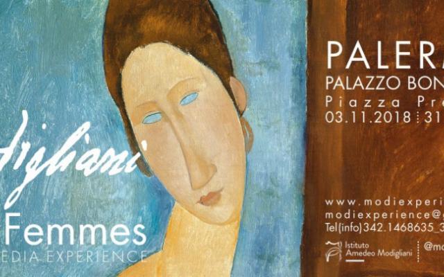 A Palermo due mostre per un unico evento dedicato a Modigliani