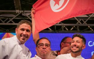La Tunisia ha vinto il campionato mondiale del XXI Cous Cous Fest