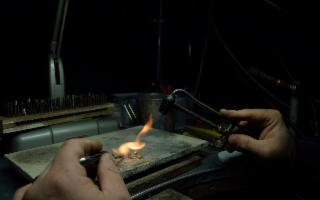 A Gangi l'ultimo artigiano orafo delle Madonie