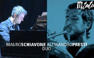 Mauro Schiavone e Alessandro Presti in concerto