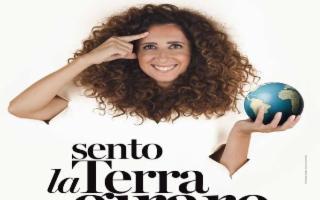 'Sento la terra girare' con Teresa Mannino