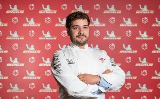 Alessandro Ingiulla, lo chef stellato più giovane d'Italia, proprietario del Ristorante Sàpìo