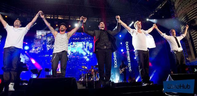 Backstreet Boys - Reunion Tour 2019