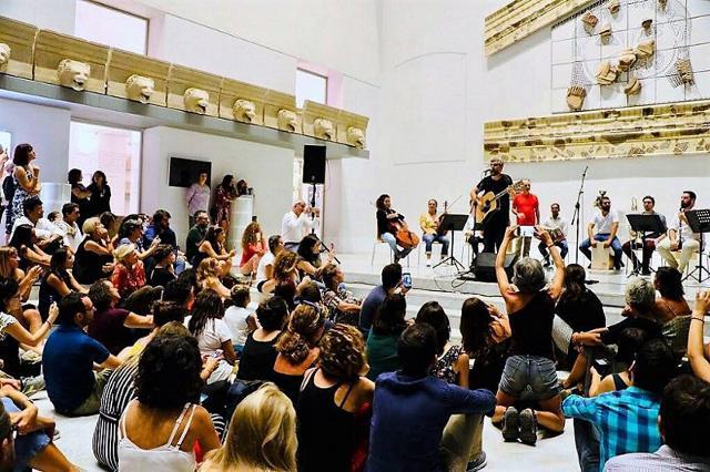 La Call del Museo Salinas per far vivere la nuova Agorà del Culture Hub
