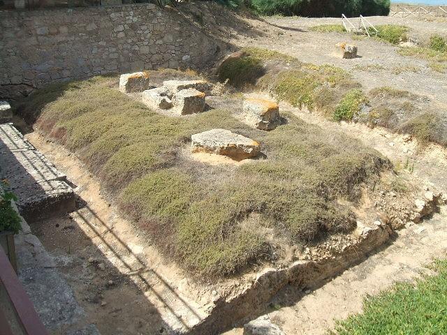 Il Tempio di Atena a Camarina - ph LeZibou