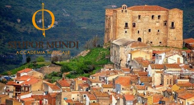 """Il """"Master in Musica per le immagini e per i media"""" si svolgerà presso la sede dell'Accademia Stupor Mundi di Castelbuono."""