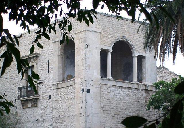 Il Castello dei principi Naselli a Comiso