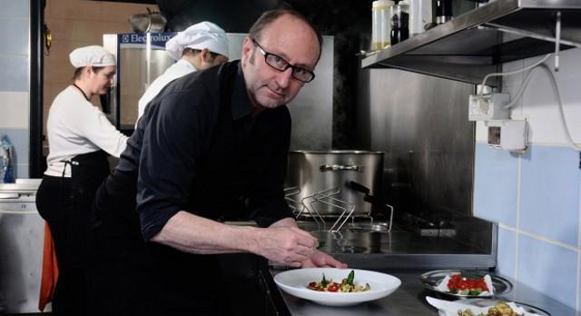 Lo chef Alberto Rizzo