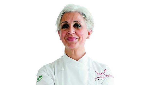 La chef Daniela Cappelli