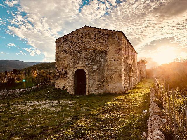 La Chiesa di Sant'Andrea a Buccheri - ph Davide Mauro