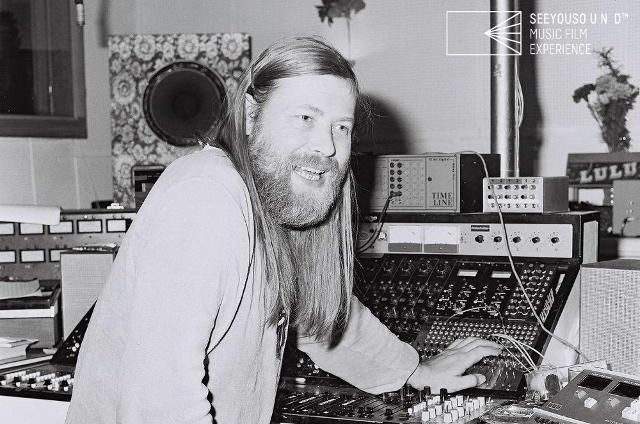"""Conny Plank - The potential of noise"", film di Stephan Plank e Reto Caduff"