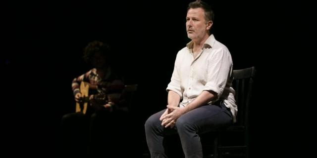 Davide Enia al teatro