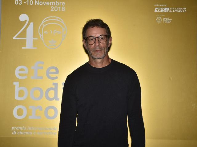 """Il regista Francesco Patierno ha ricevuto il premio Lions Palermo dei Vespri per il film  """"Diva!"""""""
