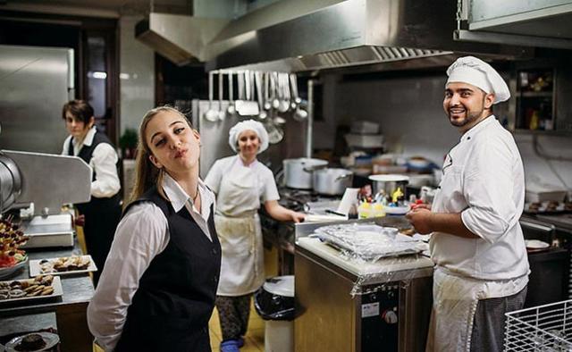 A Trapani è interessante la rilevante la domanda di garzoni di cucina.