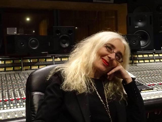 La pianista Gilda Buttà