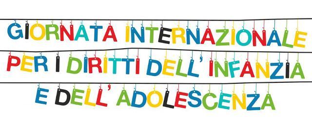 20 Novembre Giornata Internazionale per i Diritti dell'Infanzia e dell'Adolescenza