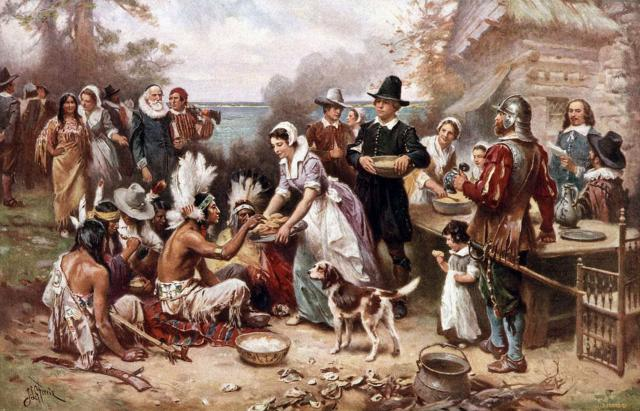 L'America scopre la birra grazie ai padri pellegrini...