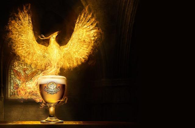 La birra Grimbergen è una delle più antiche birre belghe d'abbazia