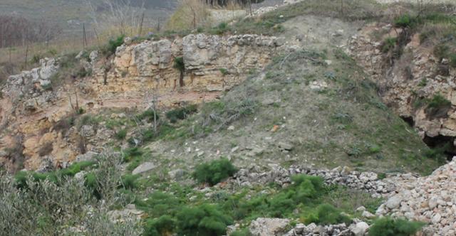 Le grotte di Castronovo di Sicilia