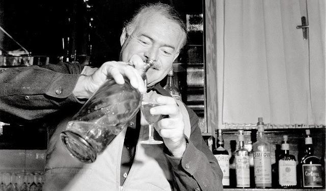 Ernest Hemingway fu un grande appassionato (anche) di Daiquiri