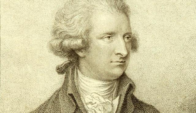 Lo scrittore e viaggiatore Henry Swinburne
