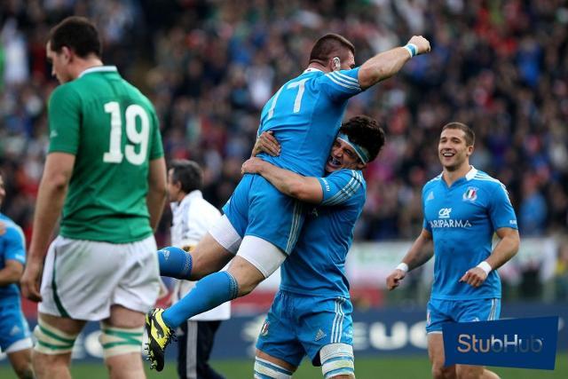 Italia-Irlanda | Torneo Sei Nazioni