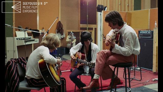 """Sympathy for the devil"", il documentario di Jean-Luc Godard sui Rolling Stones"