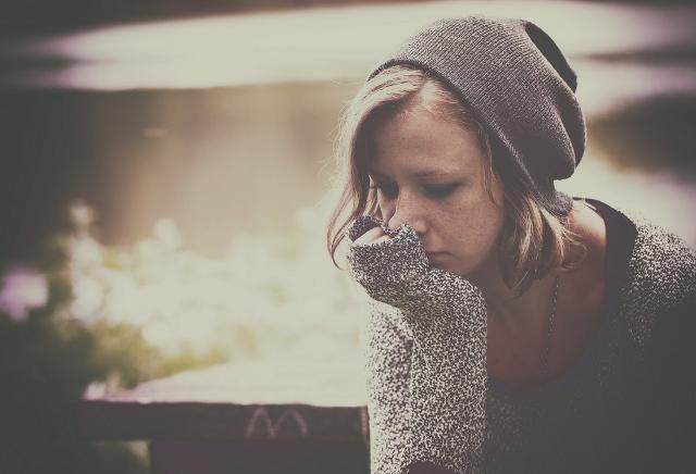In autunno un italiano su 3 si sente di malumore e prova ansia...