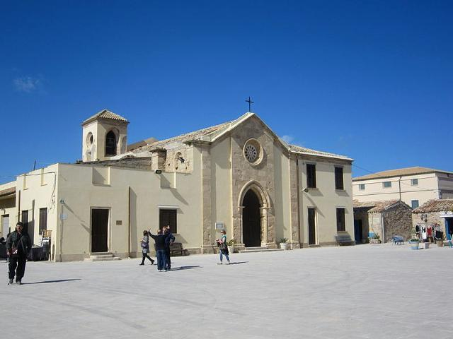Chiesa San Francesco di Paola a Marzamemi - ph Carlo Morino