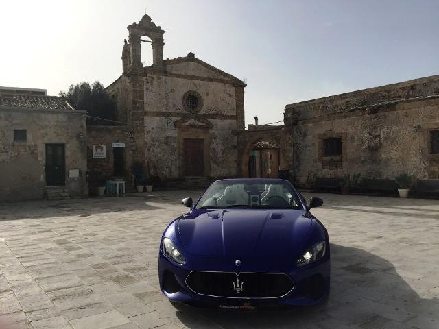 Maserati Gran Cabrio - Marzamemi (SR)