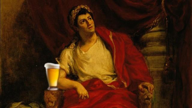 Nerone e... la birra!