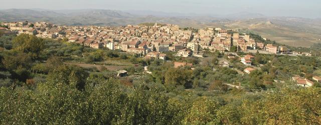 Panorama di Campofiorito - ph Comune di Campofiorito