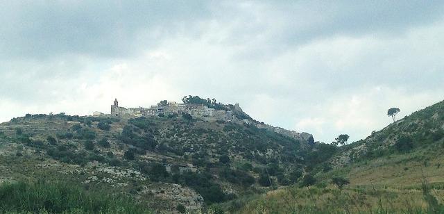 Panorama di Licodia Eubea - ph Davide Mauro