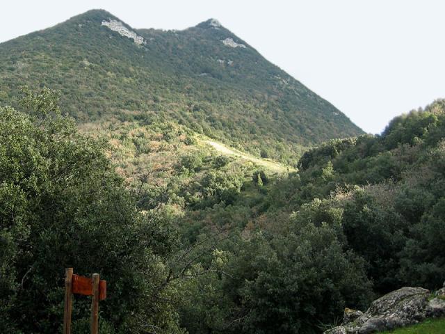 Monte Carcaci - ph Parks.it