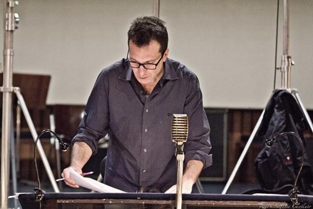 L'autore musicale Paolo Buonvino