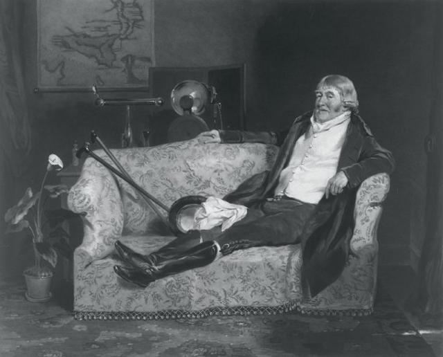 Lo scienziato e appassionato viaggiatore scozzese Patrick Brydone