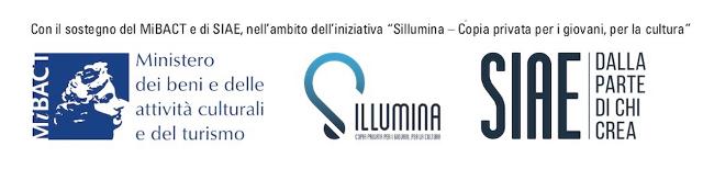 """Il """"Master in Musica per le immagini e per i media"""", realizzato con il sostegno del MiBACT e di SIAE, nell'ambito dell'iniziativa """"Sillumina - Copia privata per i giovani, per la cultura"""""""