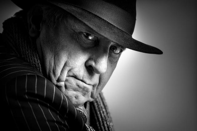 """Peter Greenaway ha ricevuto il premio Efebo d'Oro per i Nuovi Linguaggi """"Città di Palermo"""""""