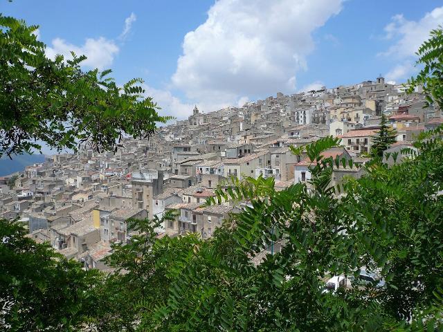 Panorama di Prizzi