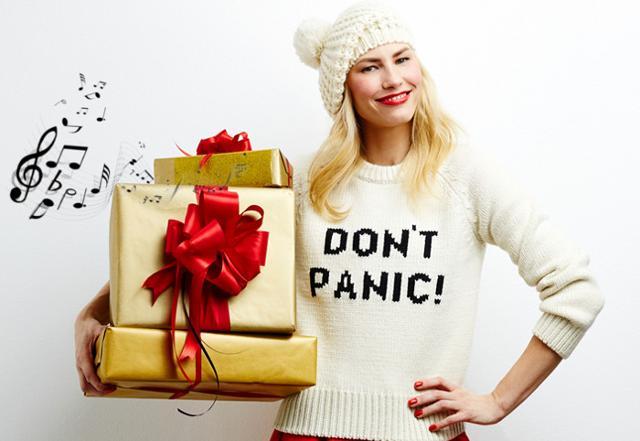 Un modo per non stressarsi pensando ai regali di Natale...
