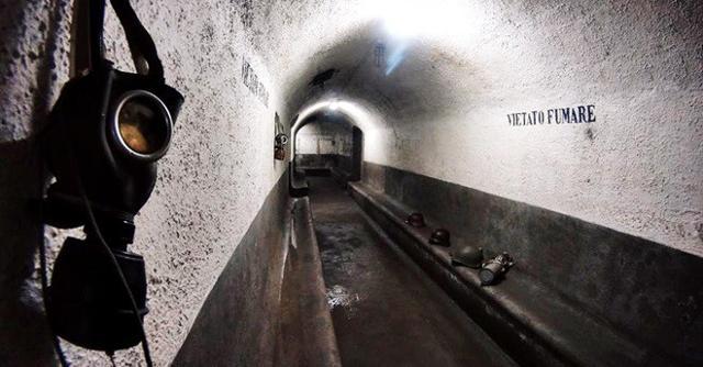 Il rifugio antiaereo di piazza Pretoria, a Palermo, è stato uno dei luoghi più visitati durante Le Vie dei Tesori